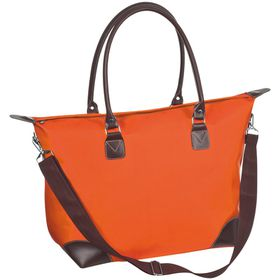 Eco Ladies Trendy Overnight Bag - Orange