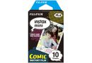 Fujifilm Instax Mini Film Comic Pack of 10