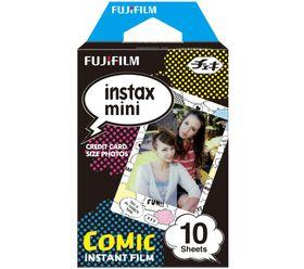 Fujifilm Instax Mini Film Comic Pack of 10