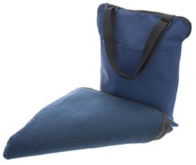 Eco - Picnic Blanket in Carry Bag - Navy