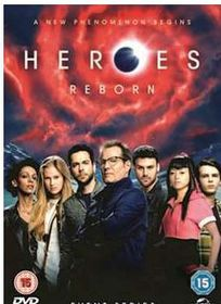 Heroes Reborn (DVD)
