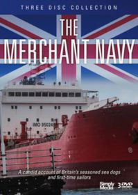 Merchant Navy (DVD)