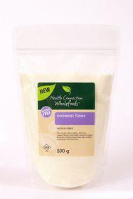 Health Connection Wholefoods Coconut Flour - 500g