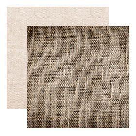Kaisercraft Base Coat Double Sided Paper - Linen (10 Sheets)