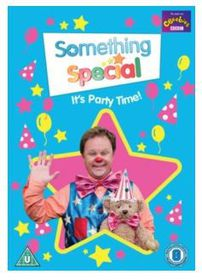Something Special: It's Party Time (DVD)