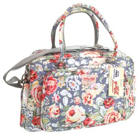Notting Hill Large Pocket Nappy Bag - Light Floral