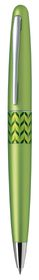 Pilot MR Ballpoint Pen - Green Marble Barrel