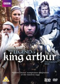 Legend of King Arthur (DVD)