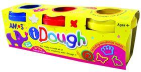 Amos iDough - 3x 75g Tubs