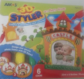 Amos 3D Styler with Photo Frame