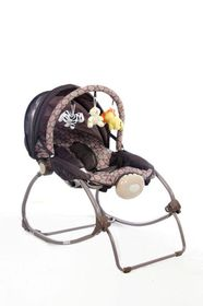 Chelino - Bumble Bee Bouncer - Brown Circle