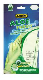 Addis - Household Aloe Vera Gloves - Large
