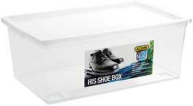 Addis Men's Shoe Box
