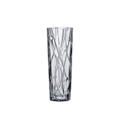 Crystalite Labyrinth Crystal Vase - 255mm