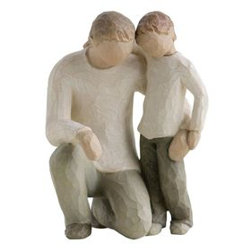 Willow Tree - Figure - Father and Son