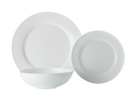 Maxwell and Williams Cashmere Rim Dinner Set - 12 Piece
