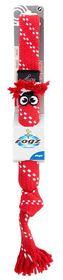 Rogz - Scrubz Medium 44cm Oral Care Dog Toy - Red