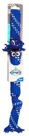 Rogz Scrubz Large 540mm Oral Care Dog Toy - Blue