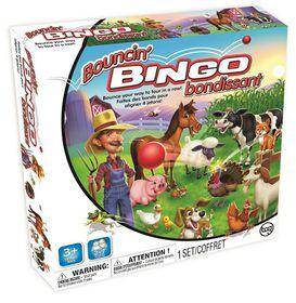 Bouncin Bingo Game