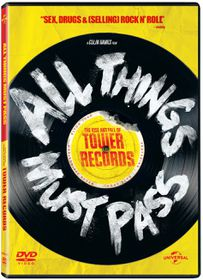 All Things Must Pass (DVD)