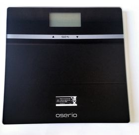 Oserio BMI Weighing Scale MEG-213BK