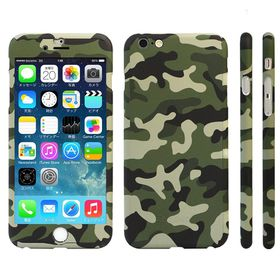 ZENDO NanoSkin iPhone 6/6S - Camo Green