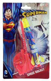 Justice League Superman Rocket With Launcher