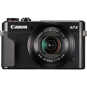 Canon G7X MKII Digital Camera Black