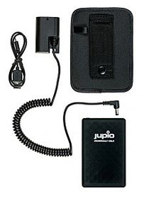 Jupio Power Vault DSLR Canon LP-E8