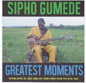 Sipho Gumede - The Greatest Moments (CD)