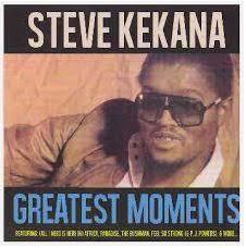 Steve Kekana - The Greatest Moments (CD)