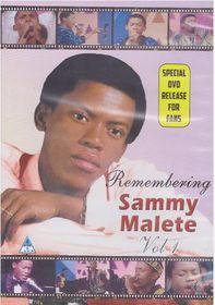 Sammy Malete - Remembering Sammy Vol 1 (DVD)
