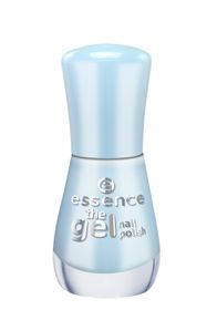 Essence The Gel Nail Polish 63 Light Blue
