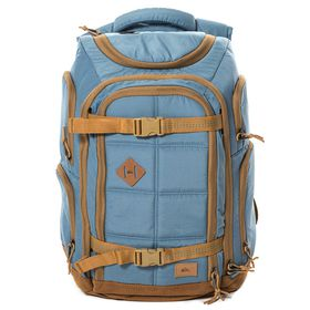 Quiksilver Grenade Backpack - Grey Blue