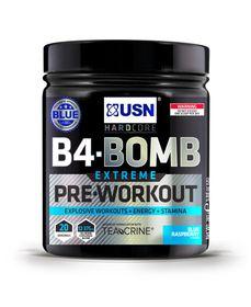 USN B4 - Bomb Blue Raspberry - 280G
