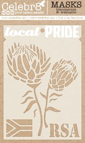 Celebr8 Mask - Local Pride