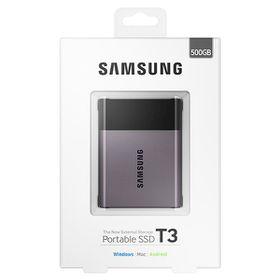 Samsung T3 Portable SSD - 500GB