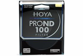 Hoya PRO Neutral Density ND100 Filter 77mm