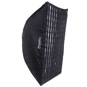 Phottix 2-in-1 Softbox with Grid 91x122 cm