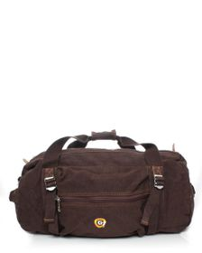 G7 Carrier Fleet Duffel Bag 70cm - Chocolate Brown
