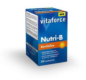 Vitaforce Nutri-B Revitalise