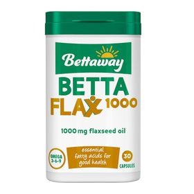 Bettaway Flaxseed Oil