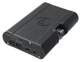 Audio Technica High-Fidelity Hi Res Portable Headphone Amplifier