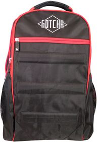 Gotcha Deluxe Laptop Backpack - Jasper Red