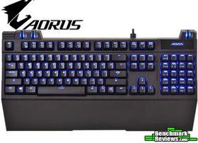 Aorus Thunder K7 Mechanical Gaming Keyboard