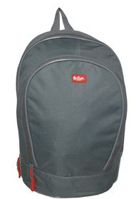 Lee Cooper Student Backpack Small - Charcoal