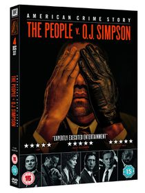 People V. O.J. Simpson - American Crime Story (DVD)