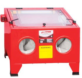 TradeQuip - Sand Blaster Cabinet - 90 Litre