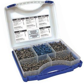 Kreg - Wood Pocket Hole Screw Kit - 225 Piece
