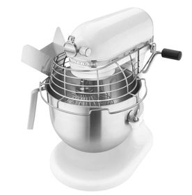 KitchenAid - 6.9 Litre Prof Mixer - White